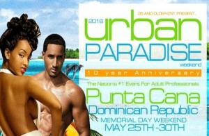 2016 Urban Paradise Weekend